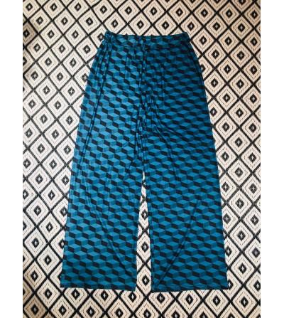 Pantalón de crep
